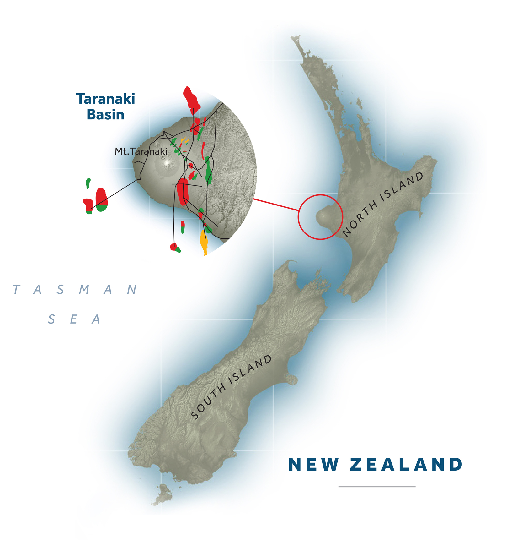 New Zealand - Oil & Gas Producer And Explorer