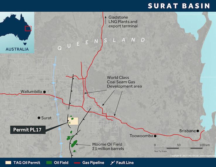 Surat-Basin-Map