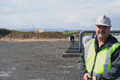 Jack Doyle, Petroleum Engineer