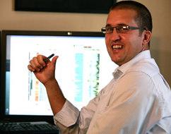 Carey Davis, B.Sc, M.Sc Pet. Geol. Exploration & New Ventures Manager