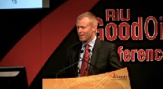 Toby Pierce at RIU Good Oil Conference