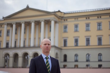 Henrik Lundin, TAG Oil COO