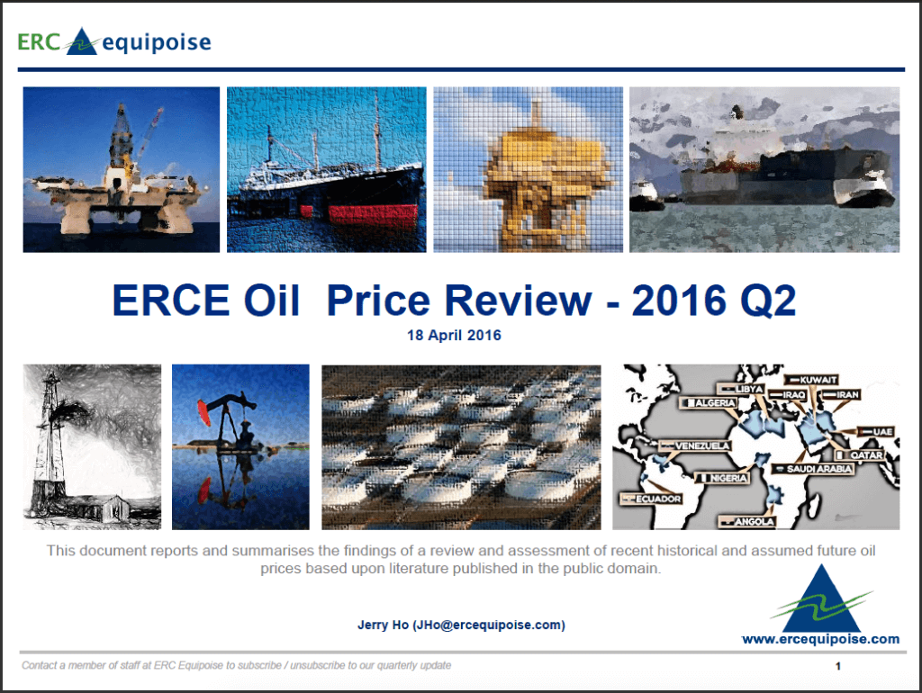 ERCE Oil Review