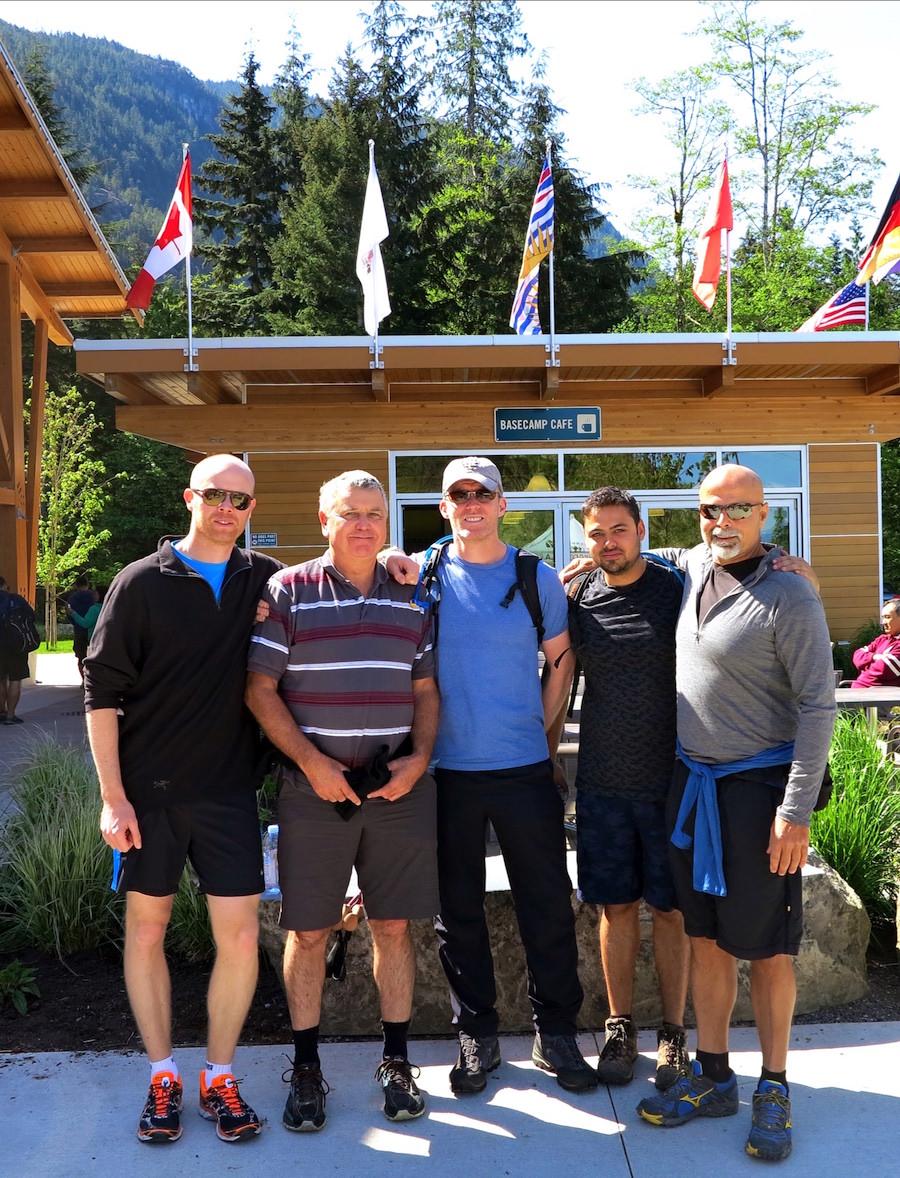 CEO Toby Pierce, COO Henrik Lundin, Director Dave Bennet, geologist Dave Loretto, Chairman Alex Guidi