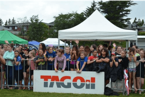 TAG Oil Tough Kids Challenge